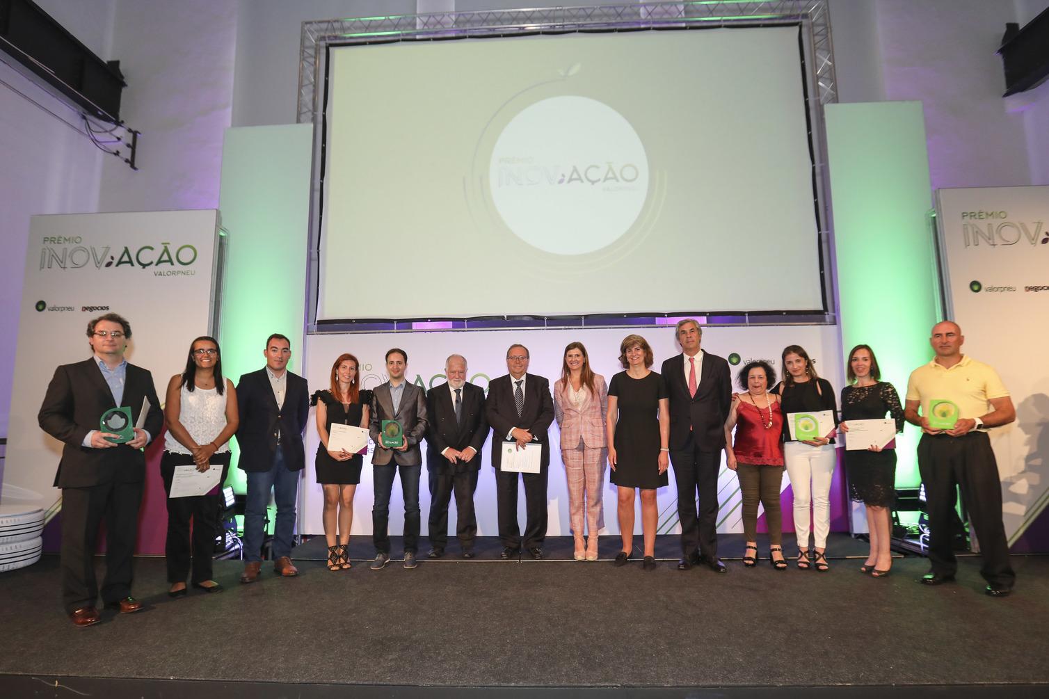 Conheça os projetos vencedores do Prémio Inov.Ação Valorpneu