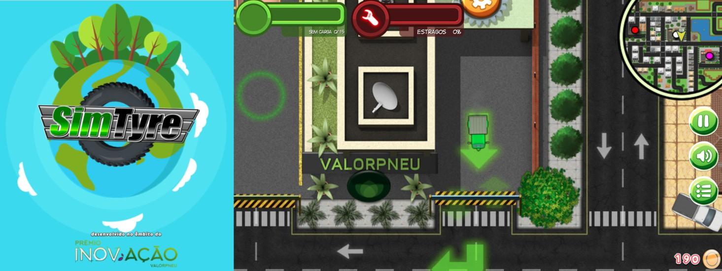 SimTyre –Um videojogo que é uma ferramenta lúdica de educação